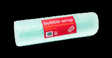 Bubble Wrap 500mm x 7.5M TN